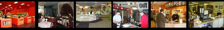 CUSTOMERS WITH POINT OF SALE SYSTEMS FROM ACT-POS POINT OF SALE INC.